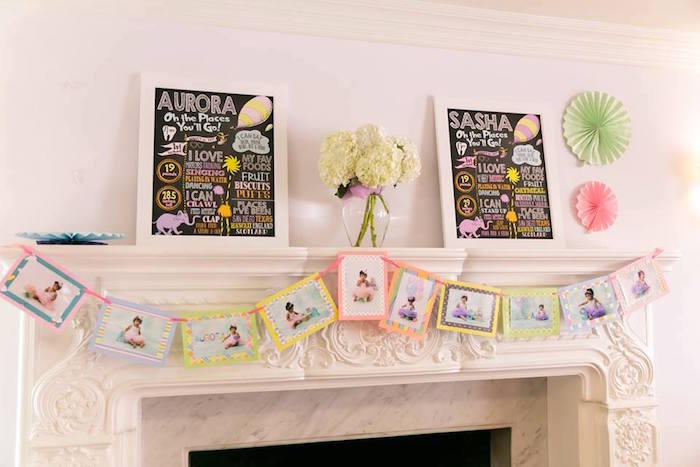 Highlight wall from a Seussville Birthday Party on Kara's Party Ideas | KarasPartyIdeas.com (29)