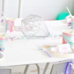 "Shiny Pastel ""She's a Gem"" Birthday Party on Kara's Party Ideas 