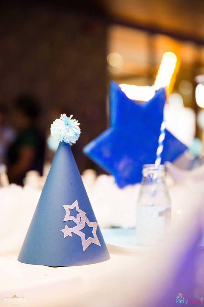 Kara S Party Ideas Stars And Moon Birthday Party Kara S