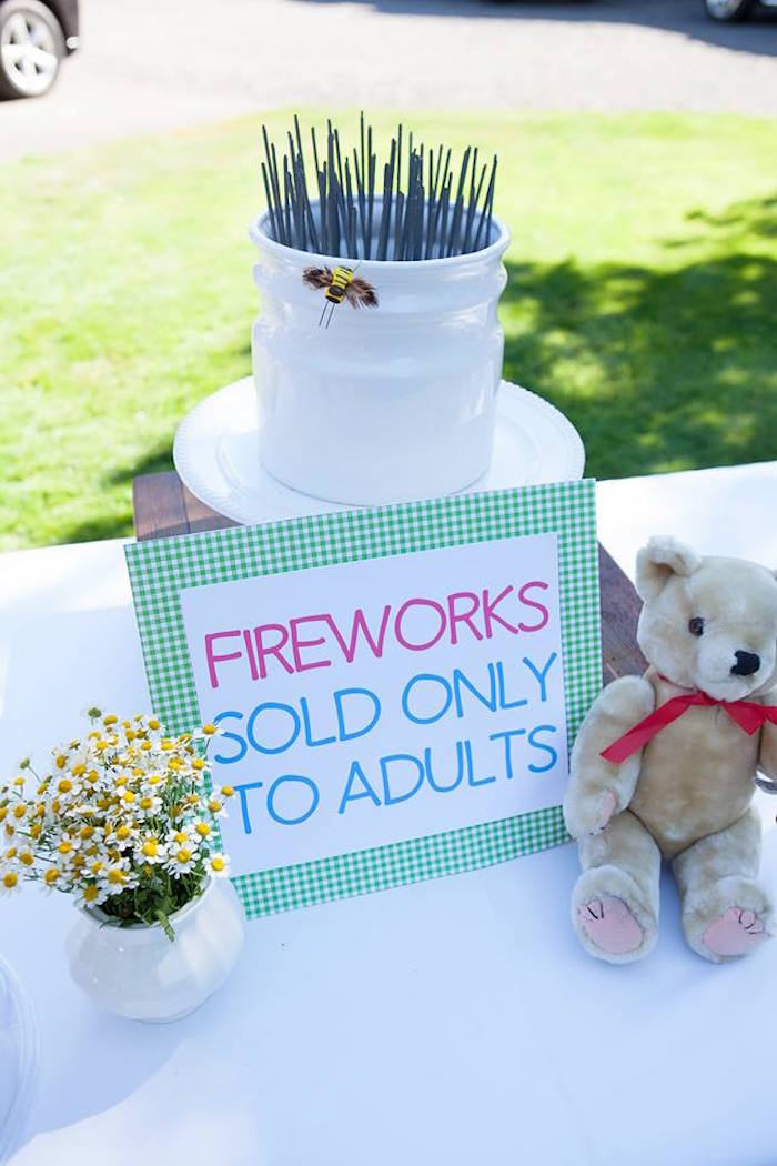 Kara\'s Party Ideas Sunny Teddy Bear Picnic Birthday Party   Kara\'s ...