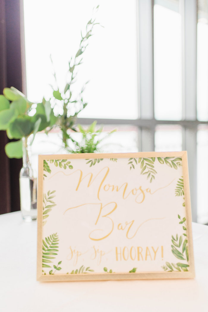 Signage from a Tuscan Inspired Lemon Baby Shower on Kara's Party Ideas | KarasPartyIdeas.com (21)