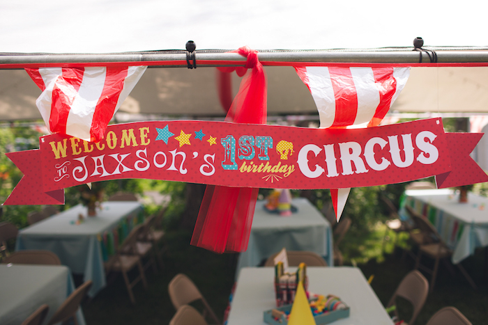 Vintage Circus Birthday Party on Kara's Party Ideas | KarasPartyIdeas.com (38)