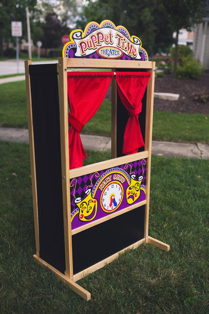 Vintage Circus Birthday Party on Kara's Party Ideas | KarasPartyIdeas.com (17)