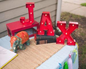 Vintage Circus Birthday Party on Kara's Party Ideas | KarasPartyIdeas.com (14)