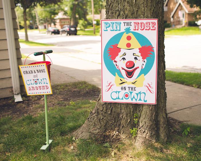 Vintage Circus Birthday Party on Kara's Party Ideas | KarasPartyIdeas.com (48)