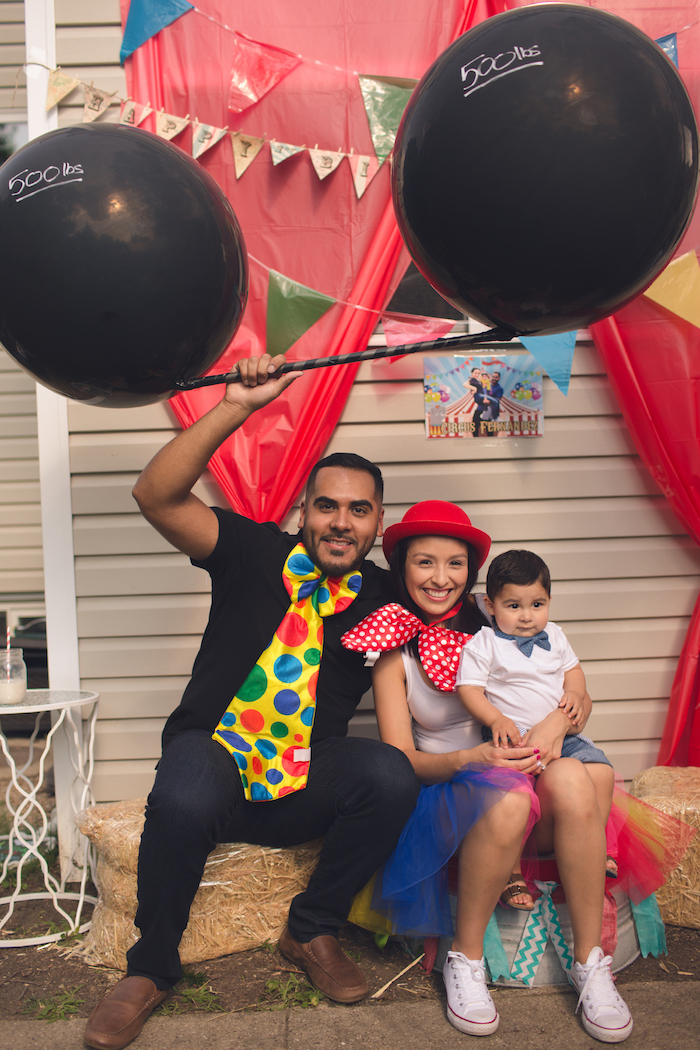 Vintage Circus Birthday Party on Kara's Party Ideas | KarasPartyIdeas.com (7)