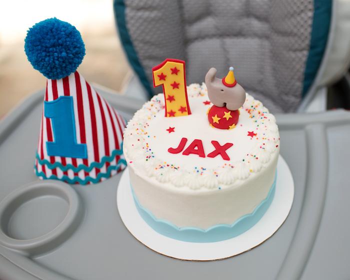 Vintage Circus Birthday Party on Kara's Party Ideas | KarasPartyIdeas.com (4)