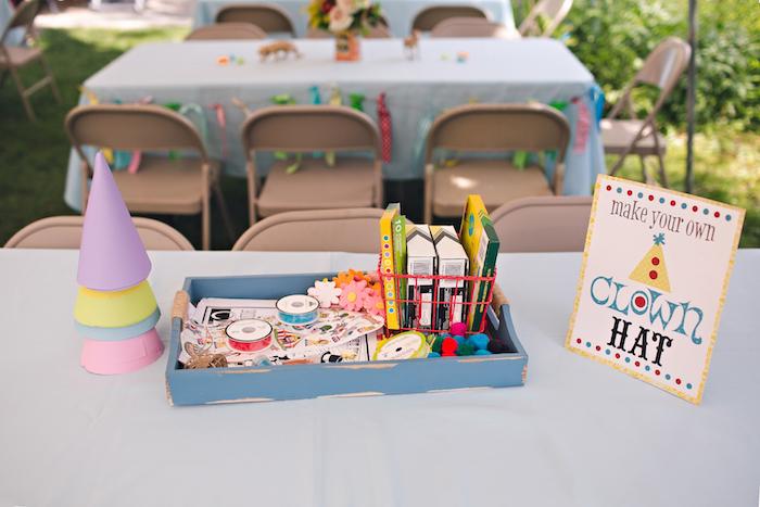 Vintage Circus Birthday Party on Kara's Party Ideas | KarasPartyIdeas.com (43)