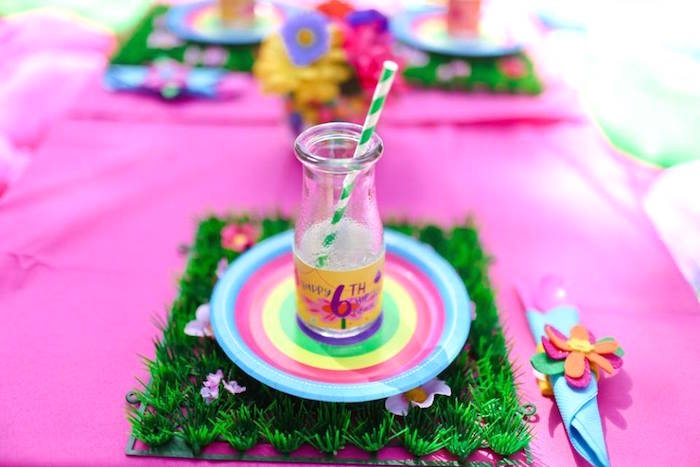 Kara S Party Ideas Quot Troll Tastic Quot Trolls Birthday Party