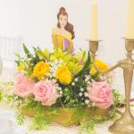 Belle's Tea Party on Kara's Party Ideas | KarasPartyIdeas.com (2)