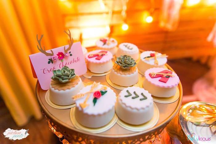Oreo chocolate from a Bohemian Coachella Birthday Party on Kara's Party Ideas | KarasPartyIdeas.com (20)