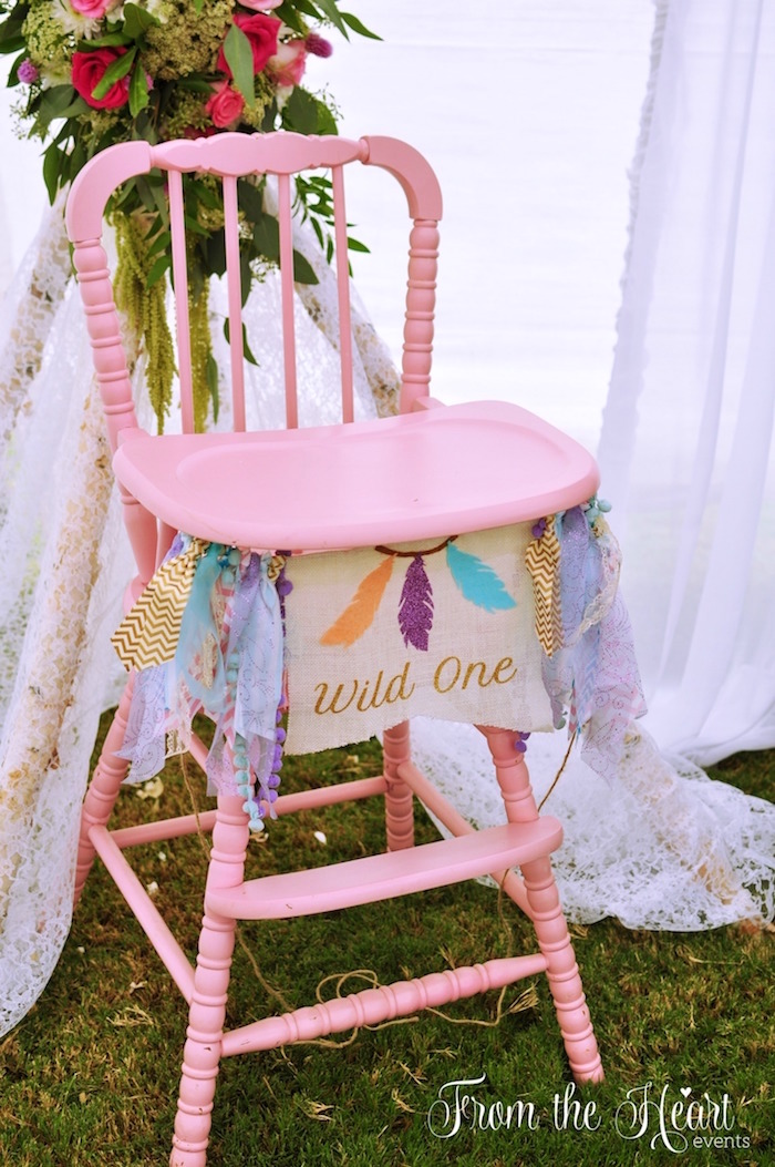 Kara S Party Ideas Boho Dream 1st Birthday Party Kara S
