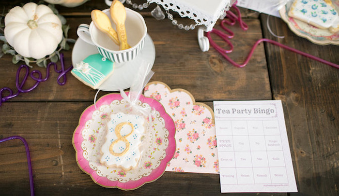 Chic Fall Garden Tea Party on Kara's Party Ideas   KarasPartyIdeas.com (3)