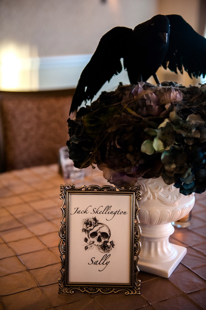 Kara S Party Ideas Corpse Bride Quot Vow Lloween Quot Wedding