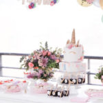 Floral Unicorn Birthday Party on Kara's Party Ideas | KarasPartyIdeas.com (2)