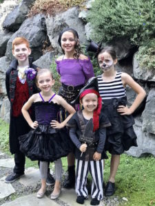 Halloween Costumes from a Wickedly Sweet Halloween Costume Party on Kara's Party Ideas | KarasPartyIdeas.com (33)