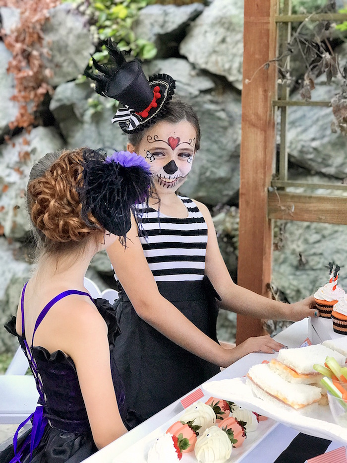 Wickedly Sweet Halloween Costume Party on Kara's Party Ideas | KarasPartyIdeas.com (31)
