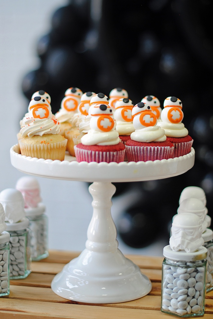 Kara S Party Ideas Galactic Star Wars Birthday Party