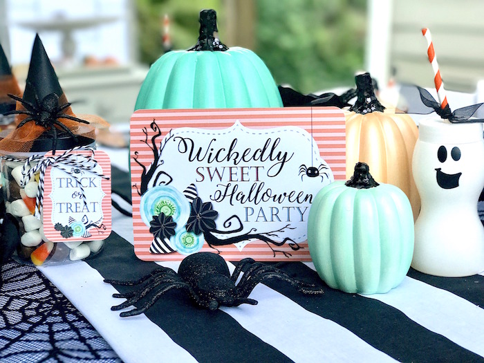 Halloween printables from a Wickedly Sweet Halloween Costume Party on Kara's Party Ideas | KarasPartyIdeas.com (19)