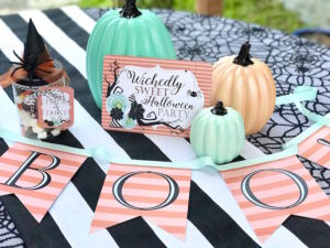 Halloween printables from a Wickedly Sweet Halloween Costume Party on Kara's Party Ideas | KarasPartyIdeas.com (18)