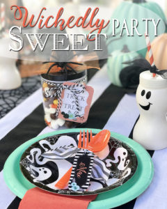 Wickedly Sweet Halloween Costume Party on Kara's Party Ideas | KarasPartyIdeas.com (15)