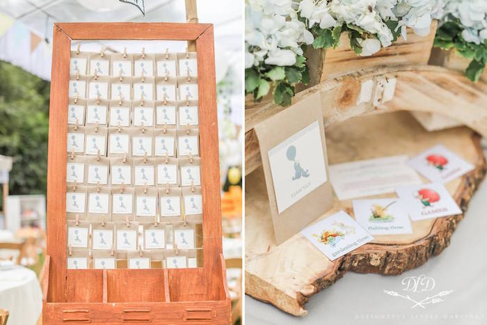 Hundred Acre Wood Birthday Party on Kara's Party Ideas | KarasPartyIdeas.com (29)