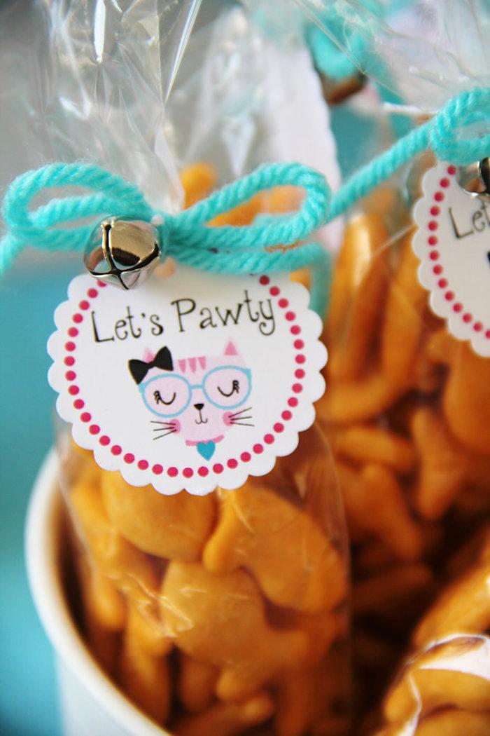 Kitten tag from a Kitten Adoption Party on Kara's Party Ideas   KarasPartyIdeas.com (11)