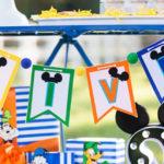 Mickey Mouse & Friends Ice Cream Party on Kara's Party Ideas | KarasPartyIdeas.com (4)