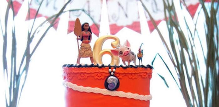 Moana Inspired Tropical Birthday Party on Kara's Party Ideas | KarasPartyIdeas.com (4)