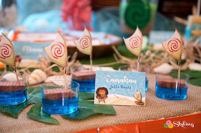 Camakau Jello Boats from a Moana Inspired Tropical Birthday Party on Kara's Party Ideas | KarasPartyIdeas.com (25)