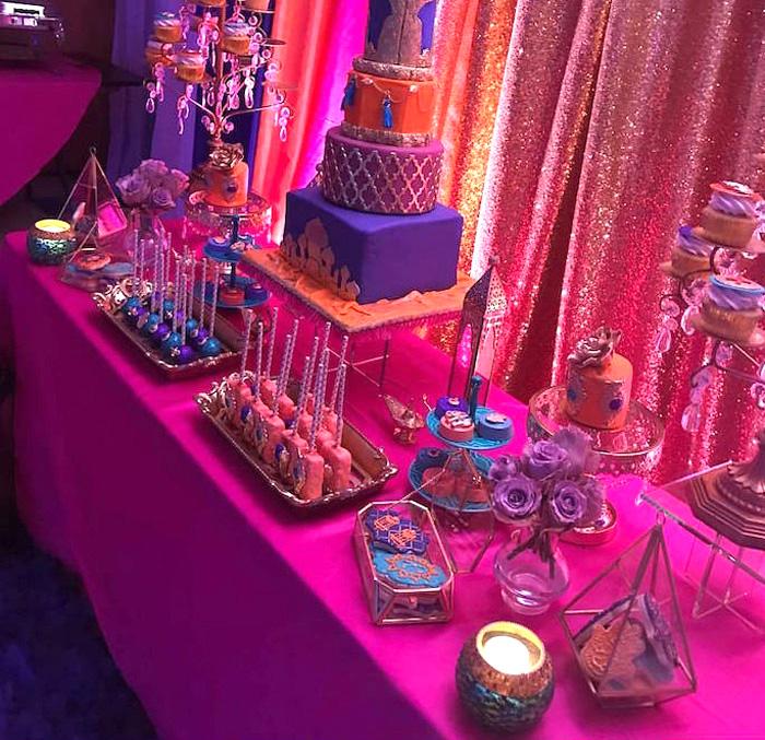 Kara S Party Ideas Moroccan Baby Shower Kara S Party Ideas