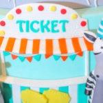 Party Animal + Zoo Themed Birthday Party on Kara's Party Ideas   KarasPartyIdeas.com (2)