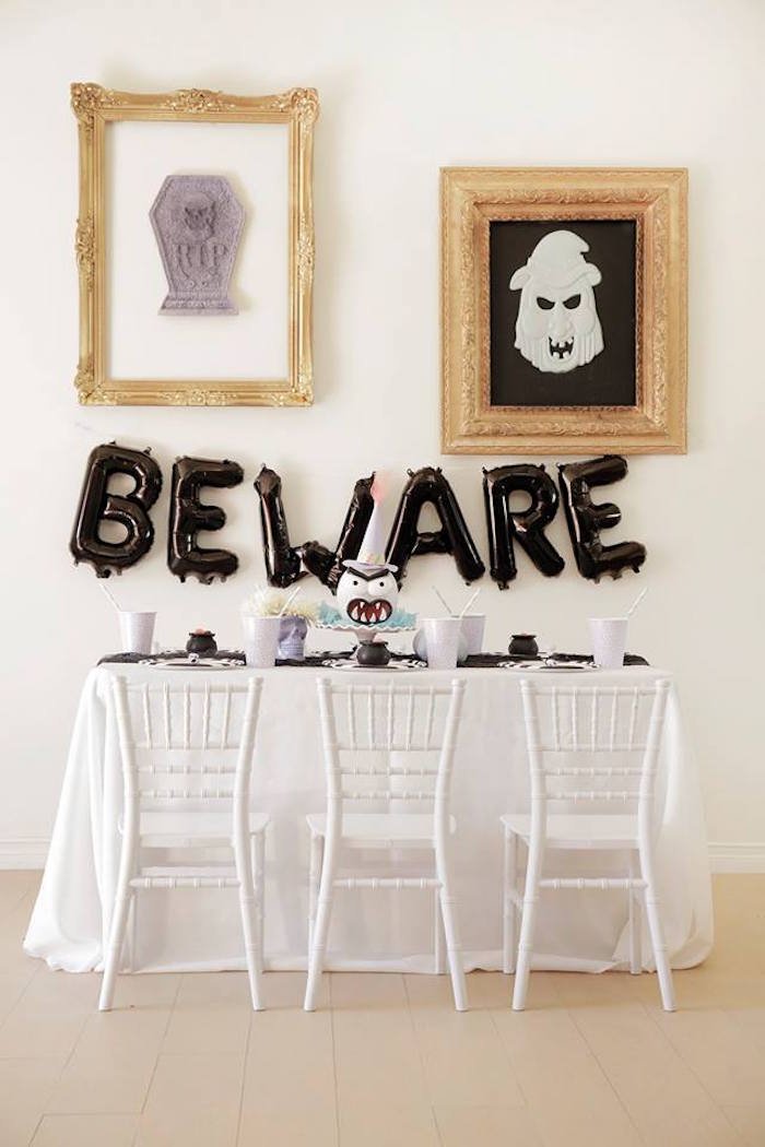 Pastel Halloween Party on Kara's Party Ideas | KarasPartyIdeas.com (16)