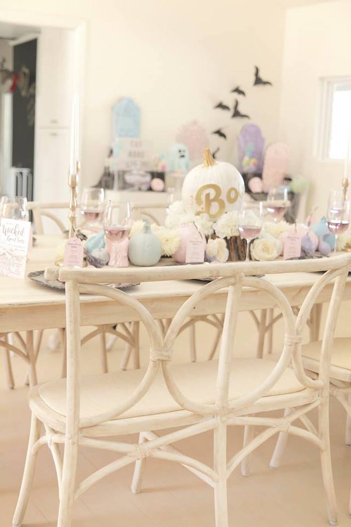 Pastel Halloween Party on Kara's Party Ideas | KarasPartyIdeas.com (13)