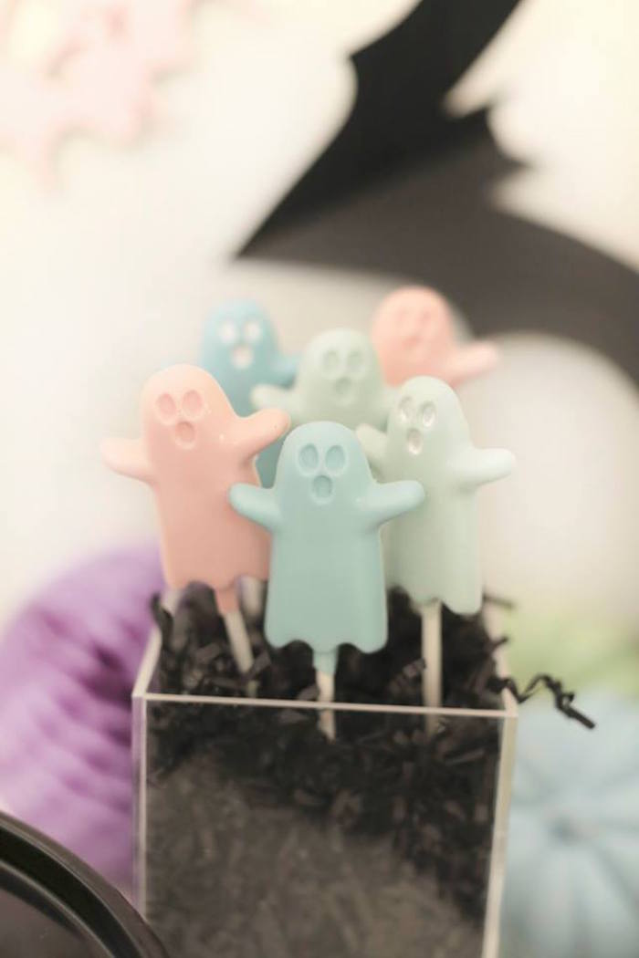 Pastel Halloween Party on Kara's Party Ideas | KarasPartyIdeas.com (12)