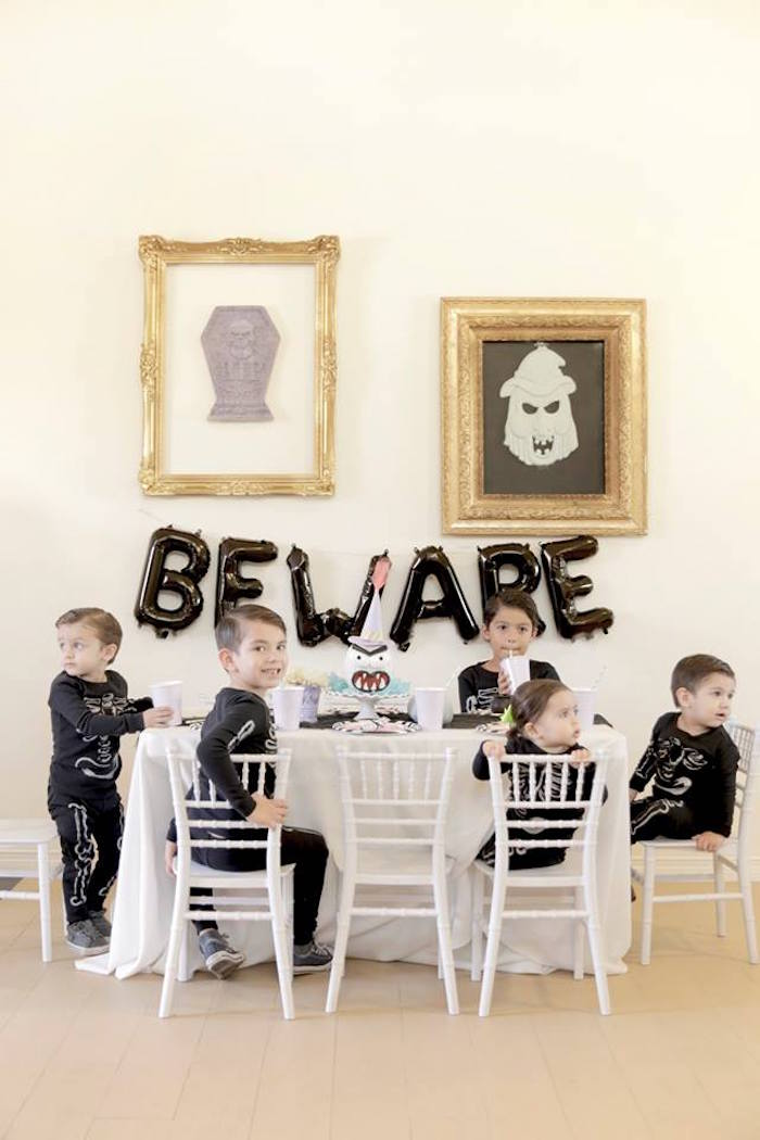 Pastel Halloween Party on Kara's Party Ideas | KarasPartyIdeas.com (9)