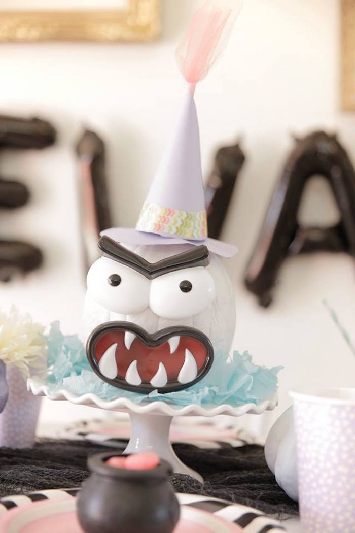 Pastel Halloween Party on Kara's Party Ideas | KarasPartyIdeas.com (23)