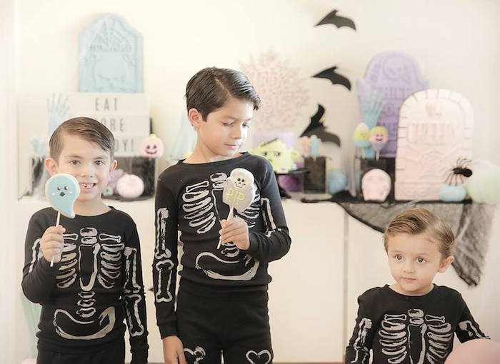 Pastel Halloween Party on Kara's Party Ideas | KarasPartyIdeas.com (20)