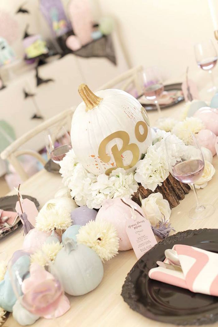 Pastel Halloween Party on Kara's Party Ideas | KarasPartyIdeas.com (19)