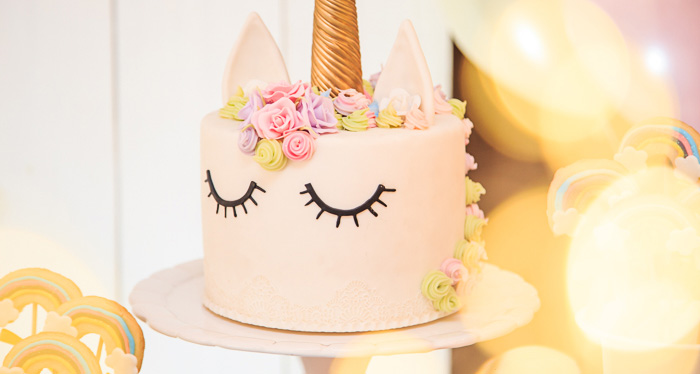 Pastel Unicorn Birthday Party on Kara's Party Ideas | KarasPartyIdeas.com (2)