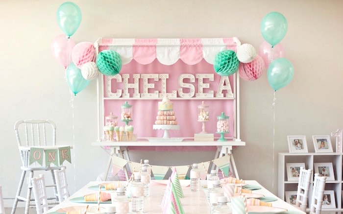 Pretty Pastel Ice Cream Party on Kara's Party Ideas | KarasPartyIdeas.com (18)