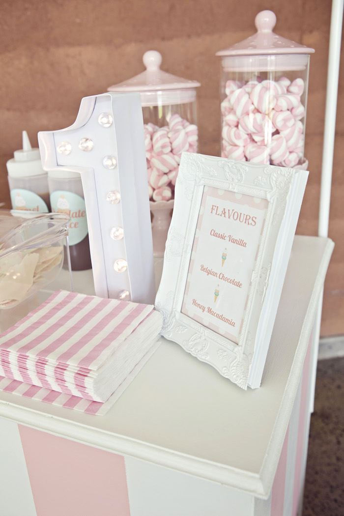 Details from a Pretty Pastel Ice Cream Party on Kara's Party Ideas | KarasPartyIdeas.com (12)