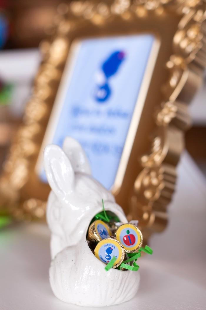 Snow White chocolates from a Snow White Birthday Party on Kara's Party Ideas | KarasPartyIdeas.com (17)