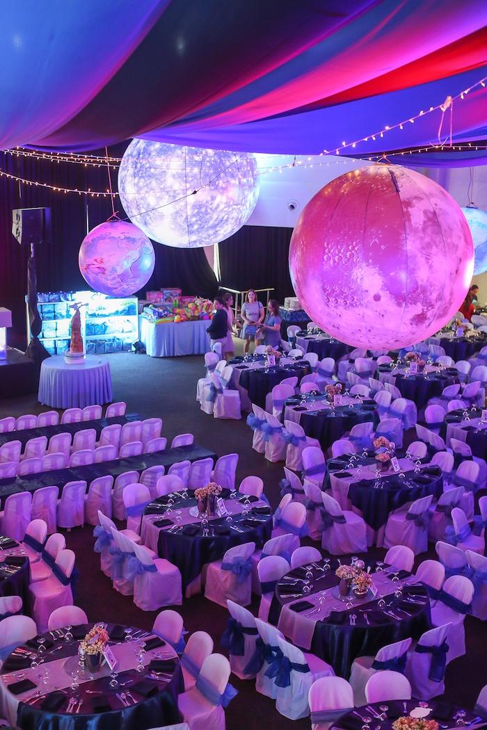 Kara S Party Ideas Star Trek Inspired Space Party Kara S