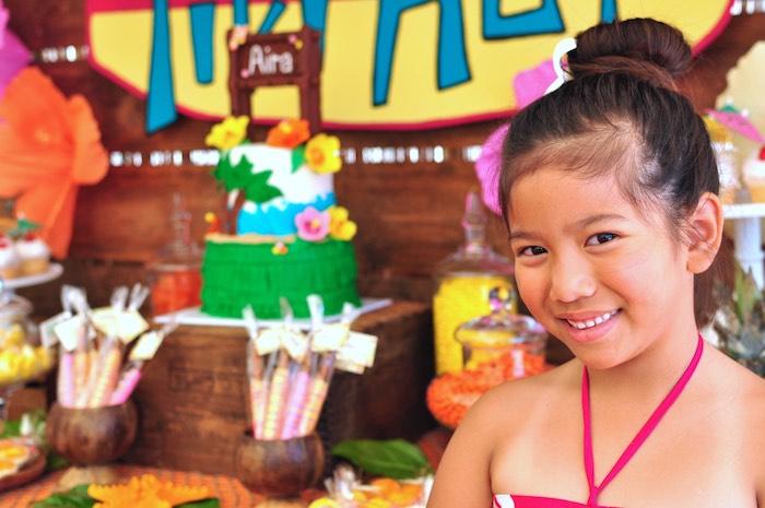 Tiki Hut Luau Party on Kara's Party Ideas | KarasPartyIdeas.com (10)
