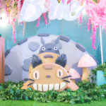 Totoro's Forest Birthday Party on Kara's Party Ideas | KarasPartyIdeas.com (2)