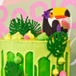 Tropical Toucan Birthday Party on Kara's Party Ideas | KarasPartyIdeas.com (1)