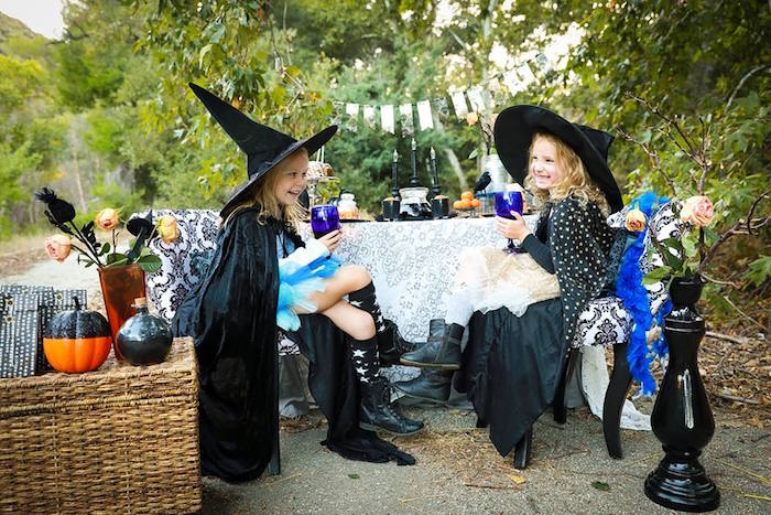 Witches' Brew Halloween Tea Party on Kara's Party Ideas | KarasPartyIdeas.com (12)