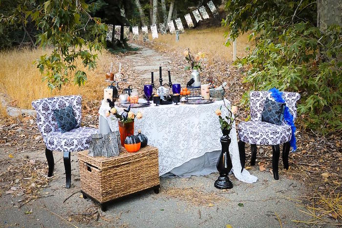 Witches' Brew Halloween Tea Party on Kara's Party Ideas | KarasPartyIdeas.com (8)