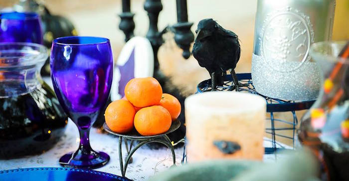Witches' Brew Halloween Tea Party on Kara's Party Ideas | KarasPartyIdeas.com (1)